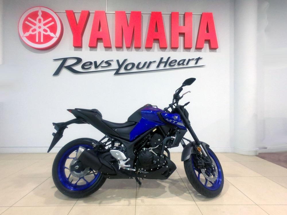 Yamaha-MT-03
